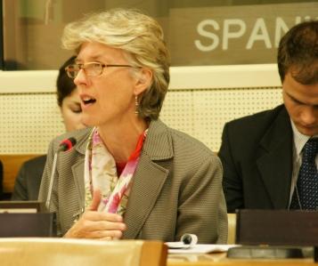 Frey at UN.JPG