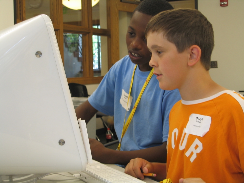two boys at computer (from gopher writing camp).JPG