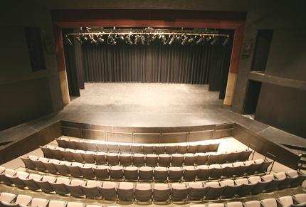 Whiting Proscenium